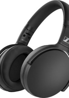 SENNHEISER HD 350BT Wireless Bluetooth Headphones - Black