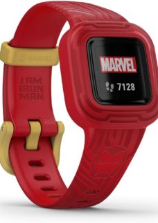 GARMIN vivofit jr. 3 Kid's Activity Tracker - Marvel Iron Man