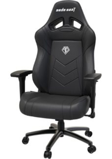 ANDASEAT Dark Demon Series Gaming Chair - Black