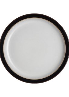 Elements Black Medium Plate Seconds