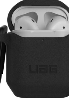 UAG Standard Issue Silicone_001 AirPods Case - Black