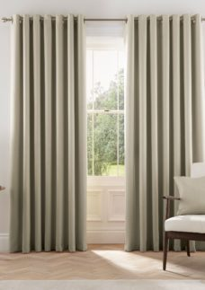"""Helena Springfield Eden Lined Curtains 66"""" x 72"""""""