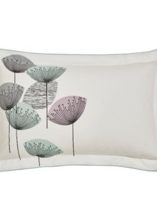 Sanderson Dandelion Clocks Oxford Pillowcase