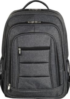 "HAMA Active Line Business 101578 15.6"" Laptop Backpack - Grey"